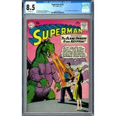 Superman #142 CGC 8.5 (OW) *2027297023*
