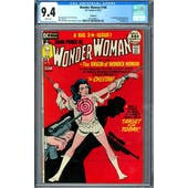 Wonder Woman #196 CGC 9.4 (W) Northland Pedigree *2027298011*