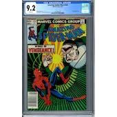 Amazing Spider-Man #240 CGC 9.2 (W) *2027462016*