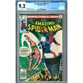 Amazing Spider-Man #211 CGC 9.2 (W) *2027462021*