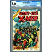 Giant-Size X-Men #1 CGC 5.0 (W) *2027872006*