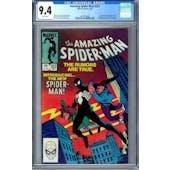 Amazing Spider-Man #252 CGC 9.4 (W) *2027873008*