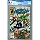 Amazing Spider-Man #299 CGC 9.4 (W) *2027873010*