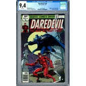 Daredevil #158 CGC 9.4 (W) *2027873023*
