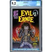 Evil Ernie #1 CGC 9.2 (W) *2027874003*