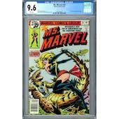 Ms. Marvel #20 CGC 9.6 (W) *2027874014*