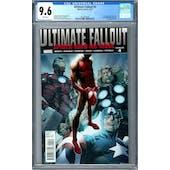 Ultimate Fallout #4 CGC 9.6 (W) *2027874024*