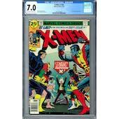X-Men #100 CGC 7.0 (OW-W) *2027875005*