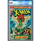 X-Men #101 CGC 6.0 (W) *2027875006*