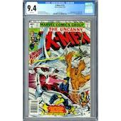 X-Men #121 CGC 9.4 (W) *2027875011*