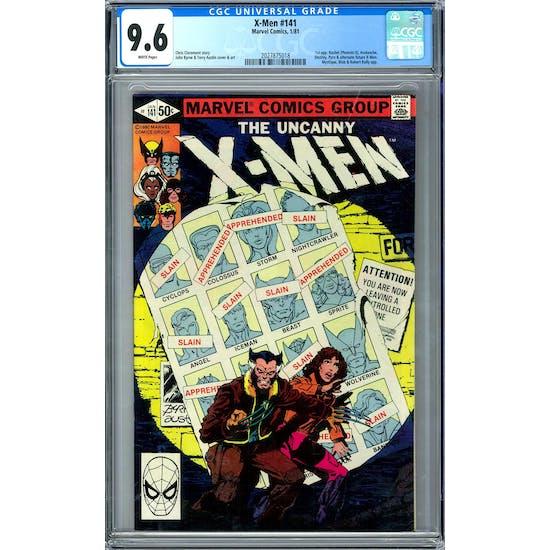 X-Men #141 CGC 9.6 (W) *2027875018*