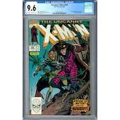 Uncanny X-Men #266 CGC 9.6 (OW-W) *2027875021*