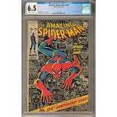Amazing Spider-Man #100 CGC 6.5 (OW-W) *2027877002*