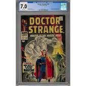 Doctor Strange #169 CGC 7.0 (W) *2027877022*