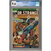 Doctor Strange #1 CGC 9.6 (W) *2027877023*
