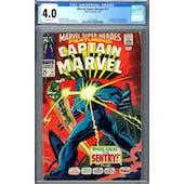 Marvel Super-Heroes #13 CGC 4.0 (OW) *2027878010*