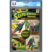 80 Page Giant #1 CGC 3.5 (OW) *2027878016*