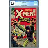 X-Men #14 CGC 6.0 (OW-W) *2028489018*