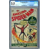 Amazing Spider-Man #1 CGC 3.5 (OW-W) *2028691001*
