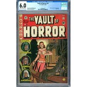 Vault of Horror #23 CGC 6.0 (C-OW) *2029049013*