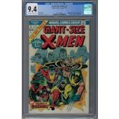Giant-Size X-Men #1 CGC 9.4 (OW-W) *2031509002*