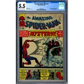 Amazing Spider-Man #13 CGC 5.5 (OW-W) *2033843001*
