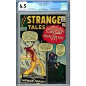 Strange Tales #110 CGC 6.5 (OW-W) *2036209004*