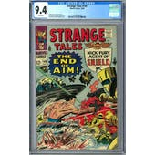 Strange Tales #149 CGC 9.4 (W) *2036209009*