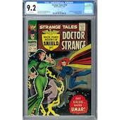 Strange Tales #150 CGC 9.2 (W) *2036209010*