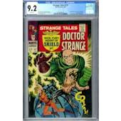 Strange Tales #157 CGC 9.2 (W) *2036209016*