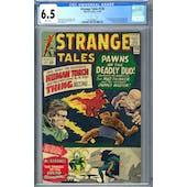 Strange Tales #126 CGC 6.5 (W) *2036209017*