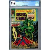 Strange Tales #162 CGC 9.6 (W) *2036209019*