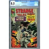 Strange Tales #147 CGC 8.5 (OW-W) *2036210006*