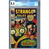 Strange Tales #148 CGC 8.5 (OW-W) *2036210007*