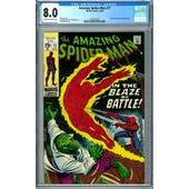Amazing Spider-Man #77 CGC 8.0 (OW-W) *2036297002*