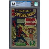 Amazing Spider-Man #15 CGC 8.5 (OW-W) *2036790001*