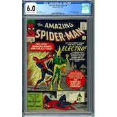 Amazing Spider-Man #9 CGC 6.0 (OW-W) *2036891001*