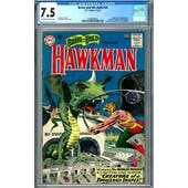 Brave and the Bold #34 CGC 7.5 (OW-W) *2036894001*