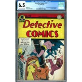 Detective Comics #113 CGC 6.5 (C-OW) *2037691003*