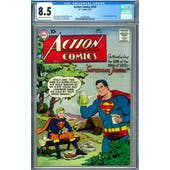 Action Comics #232 CGC 8.5 (OW-W) *2037692006*