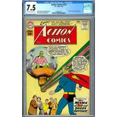 Action Comics #275 CGC 7.5 (OW-W) *2037692012*