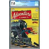 Adventure Comics #142 CGC 7.0 (OW-W) *2037692013*