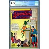 Adventure Comics #260 CGC 4.5 (OW-W) *2037692016*
