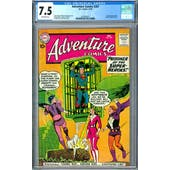 Adventure Comics #267 CGC 7.5 (OW) *2037692017*