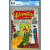 Adventure Comics #282 CGC 8.5 (OW-W) *2037692018*