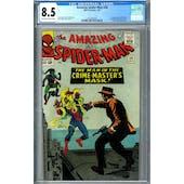 Amazing Spider-Man #26 CGC 8.5 (OW-W) *2037692020*