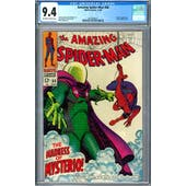 Amazing Spider-Man #66 CGC 9.4 (OW-W) *2037692021*