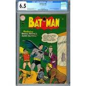 Batman #89 CGC 6.5 (OW-W) *2037693001*