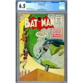 Batman #91 CGC 6.5 (OW-W) *2037693002*