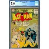 Batman #102 CGC 7.0 (OW) *2037693003*